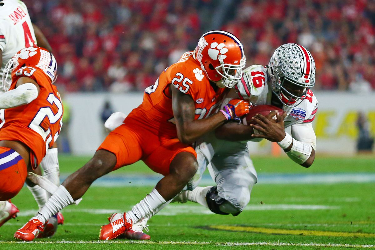 Clemson exposed Ohio State's offensive weaknesses in the ...