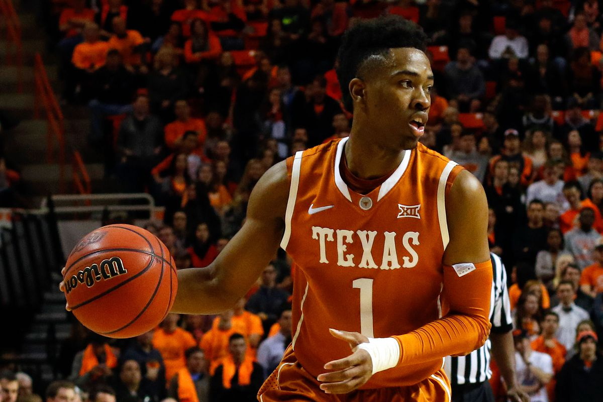 Isaiah Taylor and the Longhorns host the day's best game.