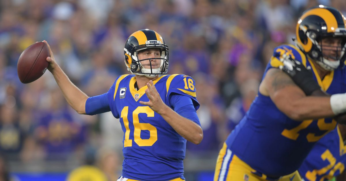 """""""I would not be surprised if Goff doesn't get a second contract with the Rams."""""""