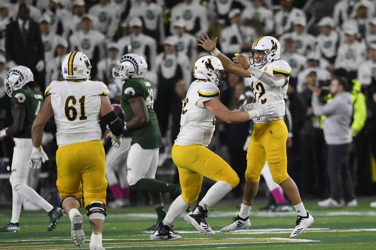 Stats Corner: Wyoming and Boise Big Wins - Mountain West