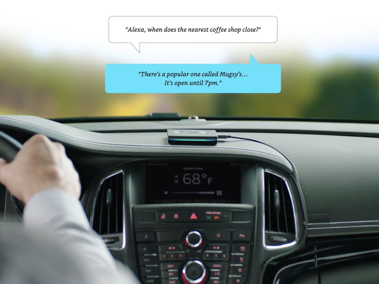 The future of voice assistants like Alexa and Siri isn't just in homes — it's in cars