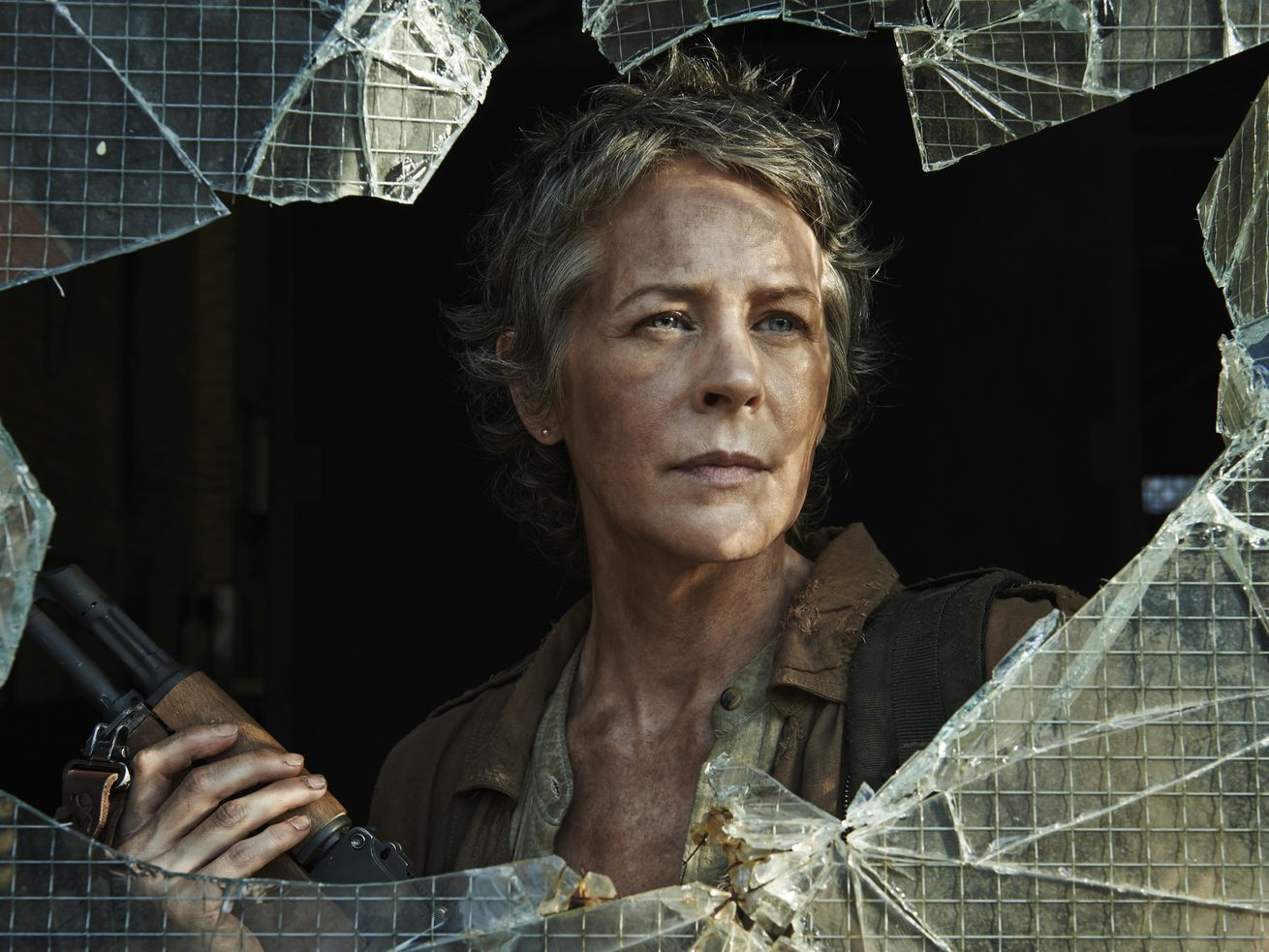"""Two of the most popular """"Dead""""characters, Daryl Dixon (Norman Reedus) and Carol Peletier (Melissa McBride, pictured), will starin a spinoff series due in 2023."""