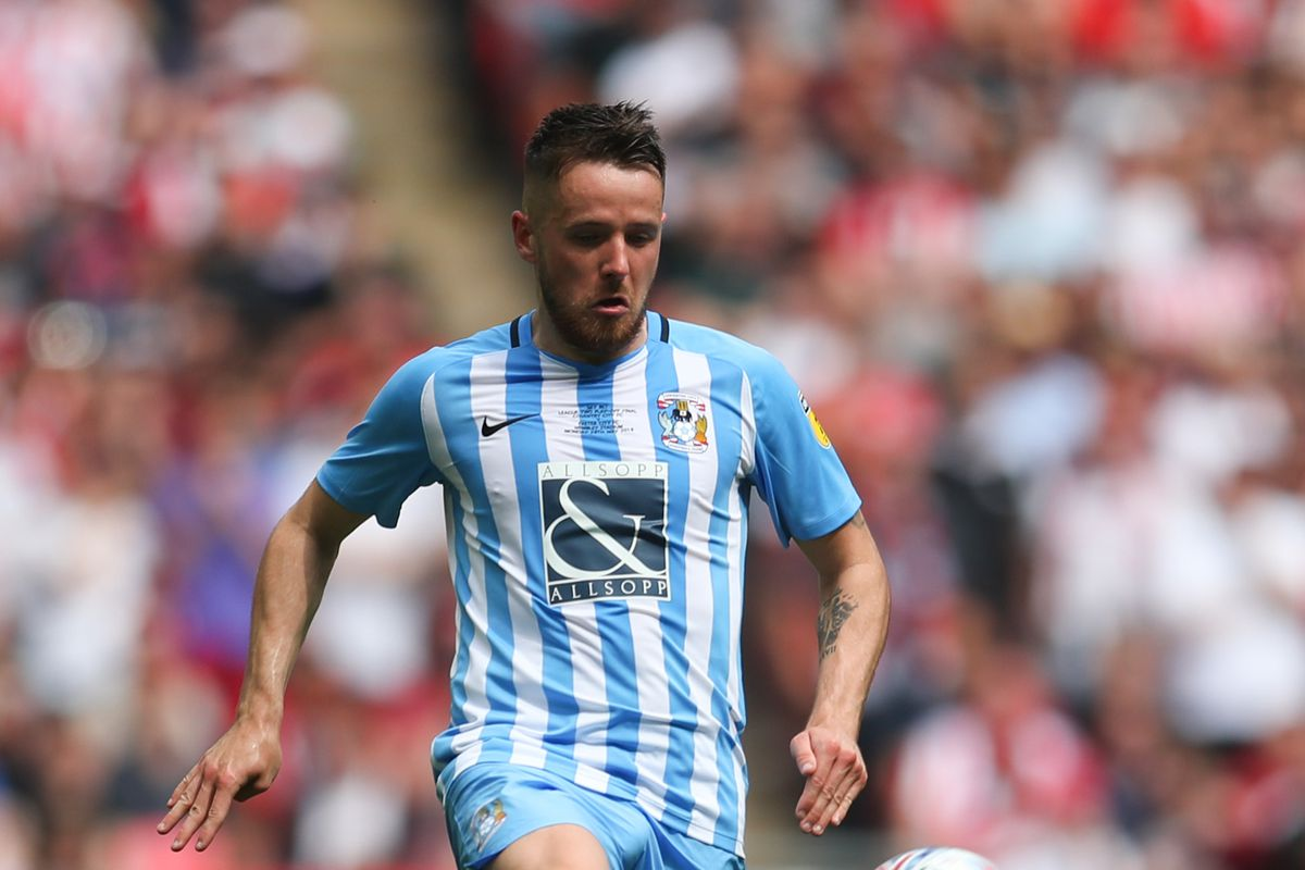 Coventry City v Exeter City - Sky Bet League Two Play Off Final