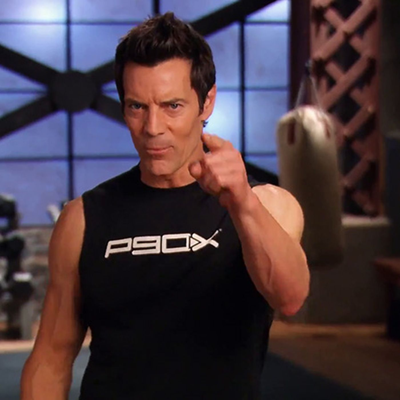 P90x shoulders and arms video youtube