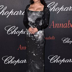 Charli XCX at the Chopard Gent's party