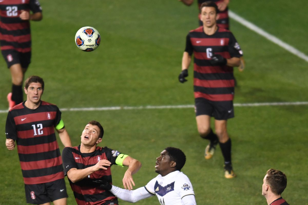 NCAA Soccer: College Cup-Stanford vs Akron