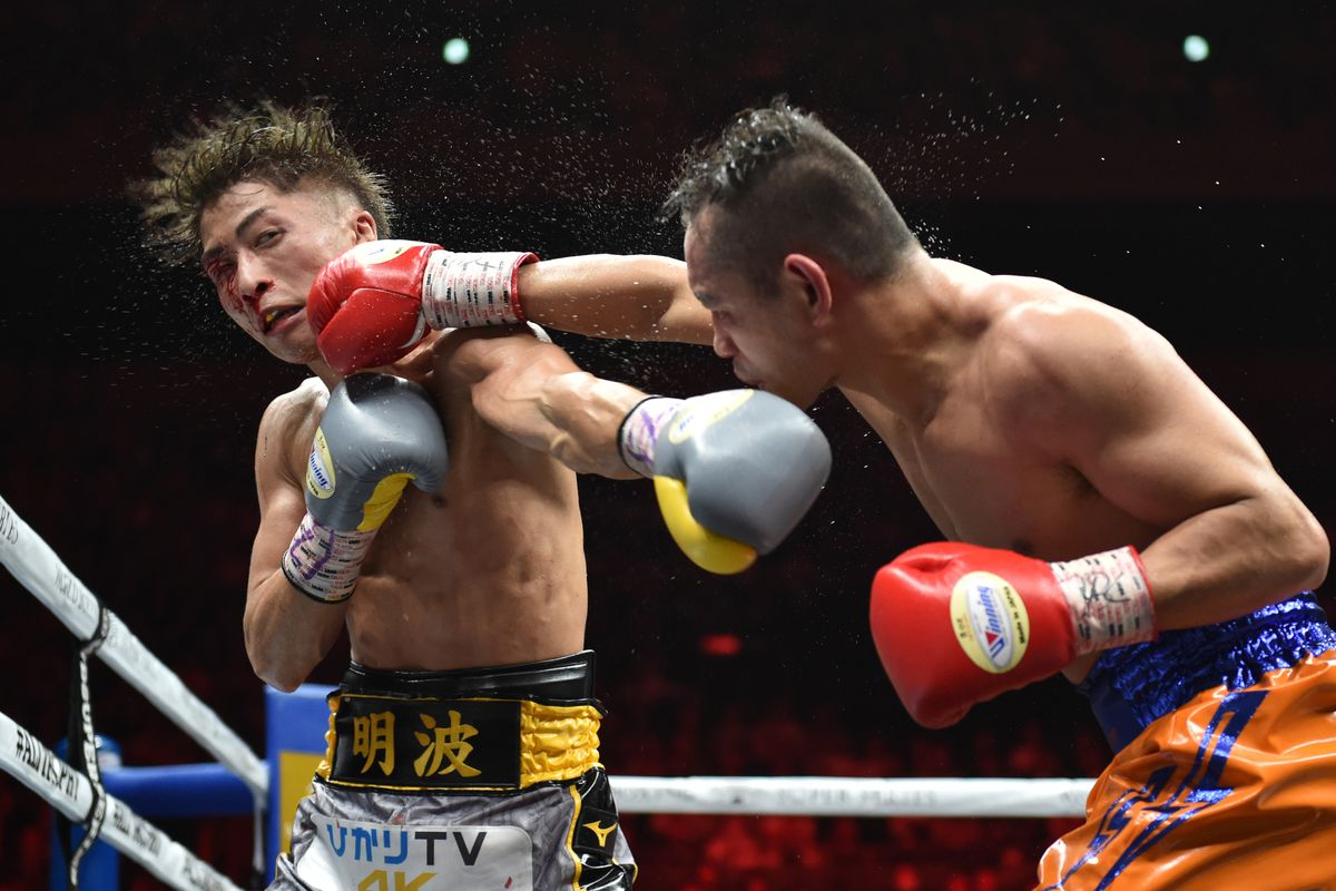 Inoue vs Donaire proves there's life in the underdogs yet