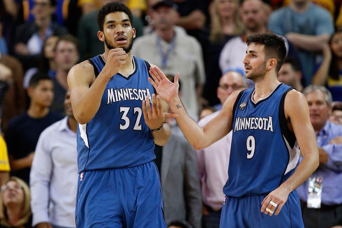 Minnesota Timberwolves v Golden State Warriors