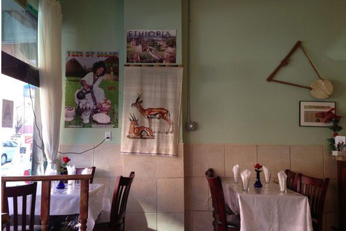 Ligaya Mishan Reviews Abyssinia, an Authentic Ethiopian Restaurant