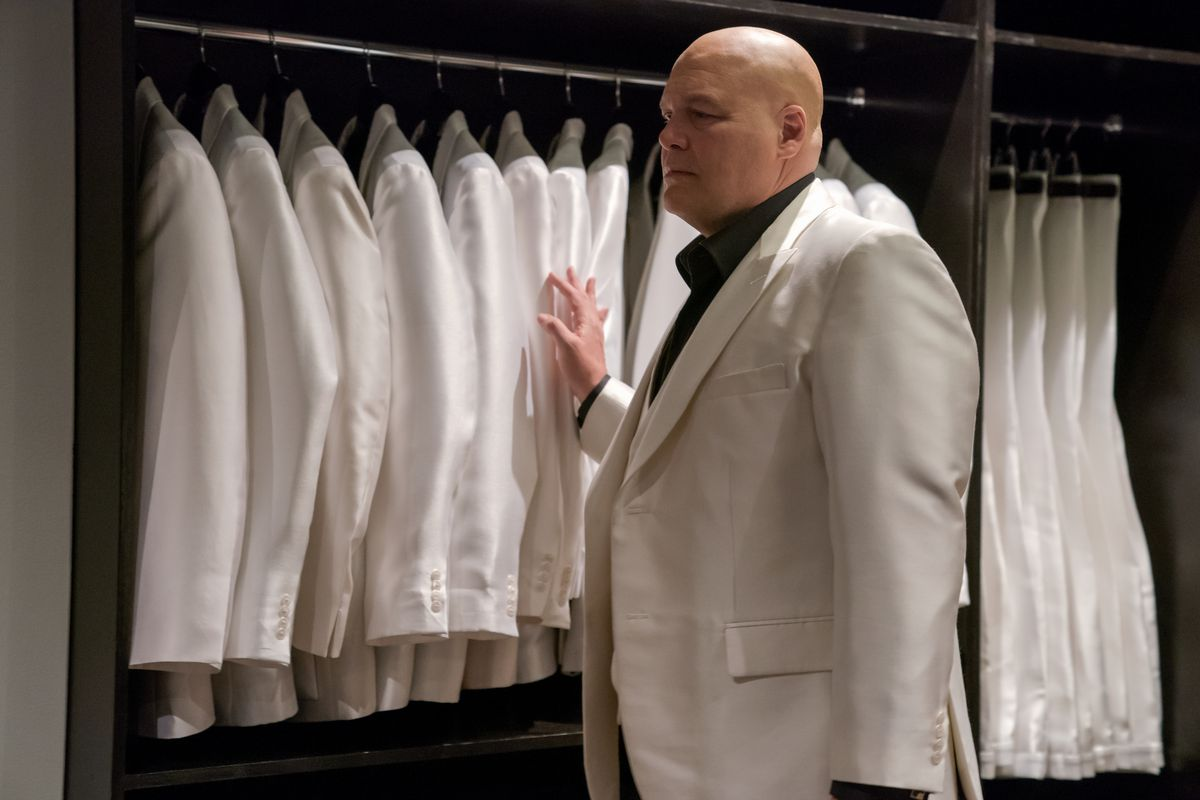Image result for kingpin daredevil season 3
