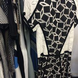 Sample dress, $125