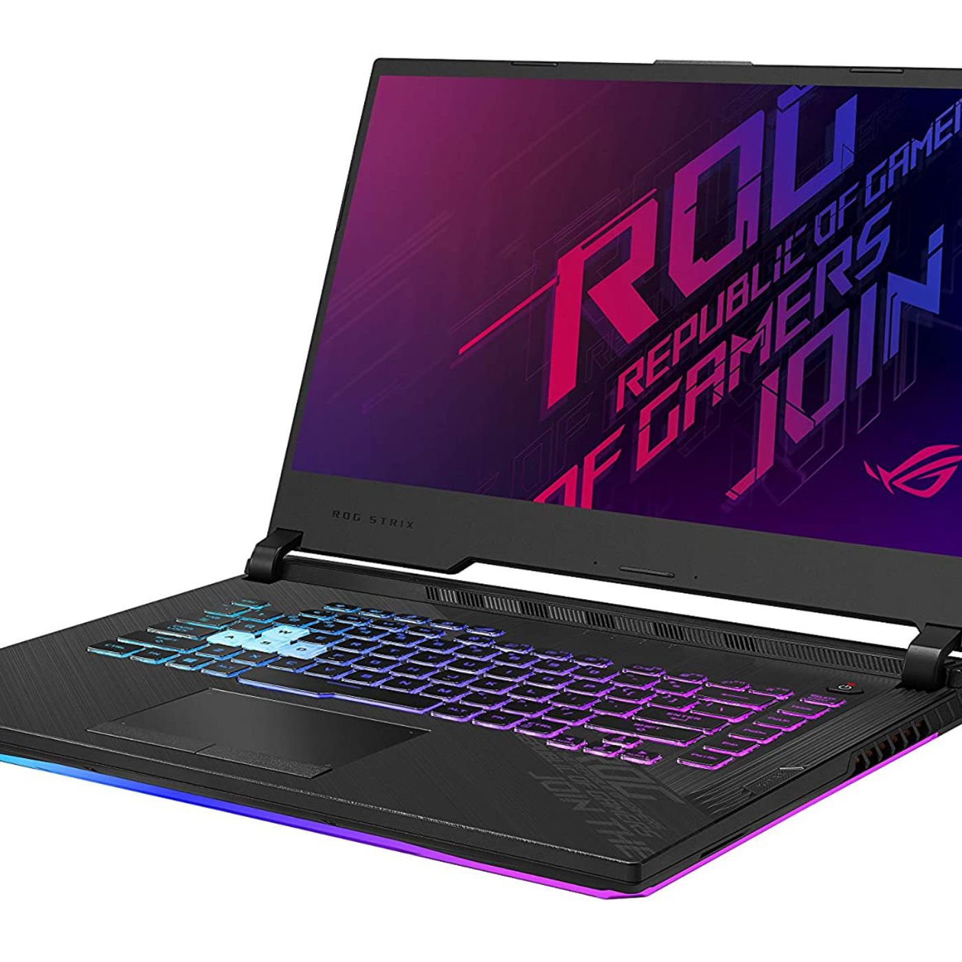 Asus Led Filled Gaming Laptop With A 144hz Refresh Rate Display Costs Just 880 The Verge