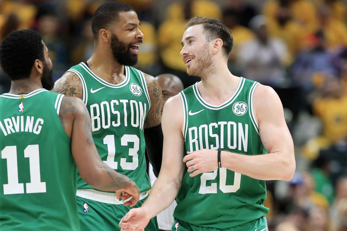 Boston Celtics v Indiana Pacers - Game Four