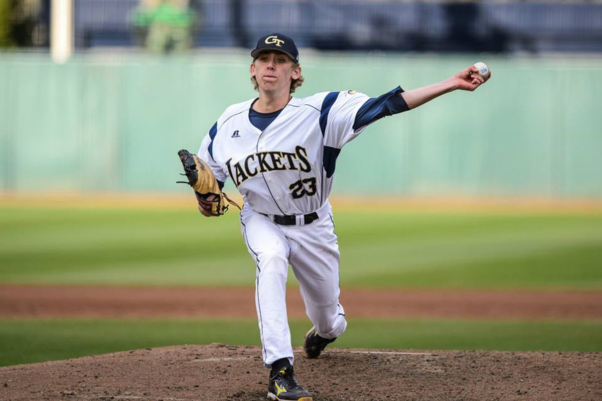 Ben Parr's performance was simply not good enough to match up with Drew Van Orden's complete-game shutout