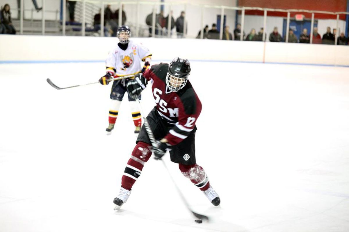 Shattuck-St. Mary's U16 forward Jordan Greenway was the only American selected in the first round.