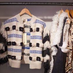 Bella Sweater, $825