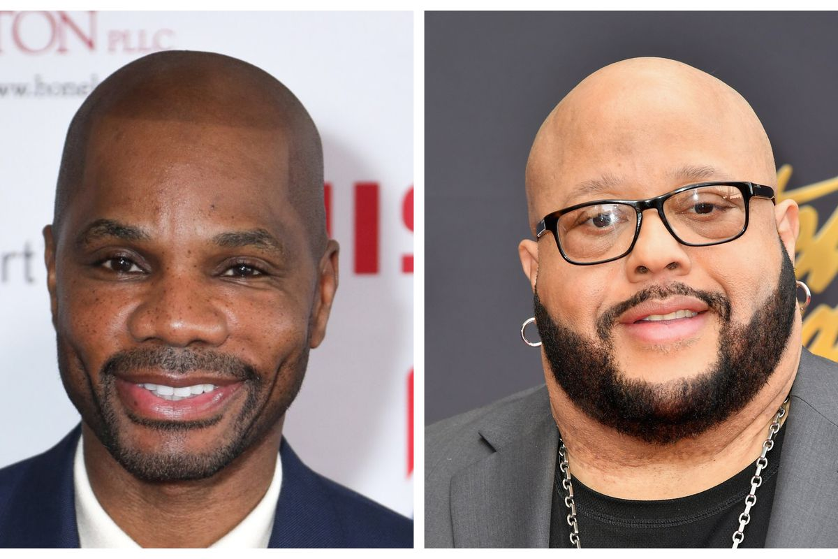 Kirk Franklin and Fred Hammond