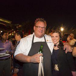 Underbelly's Chris Shepherd and Eater's Jen Leibow