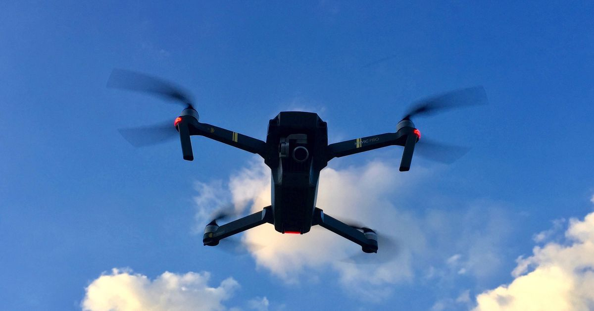 You could be fined and jailed for drunk droning in New Jersey