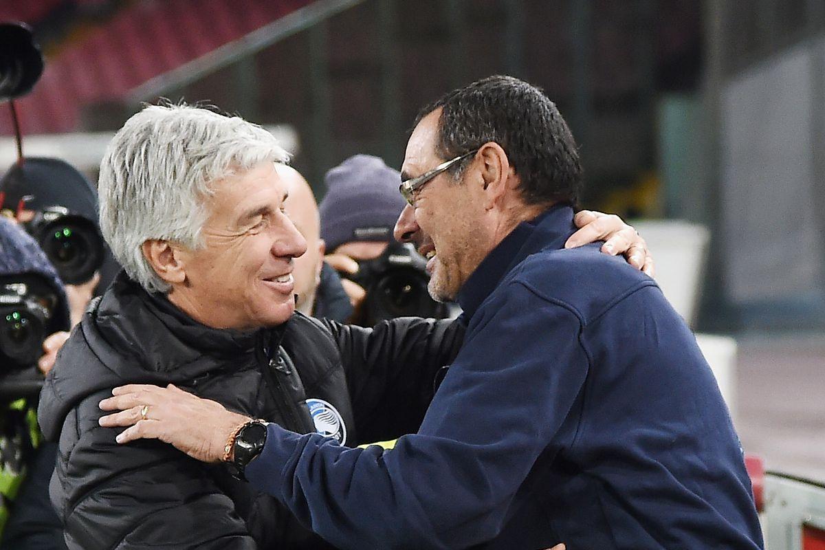 SSC Napoli v Atalanta BC - TIM Cup