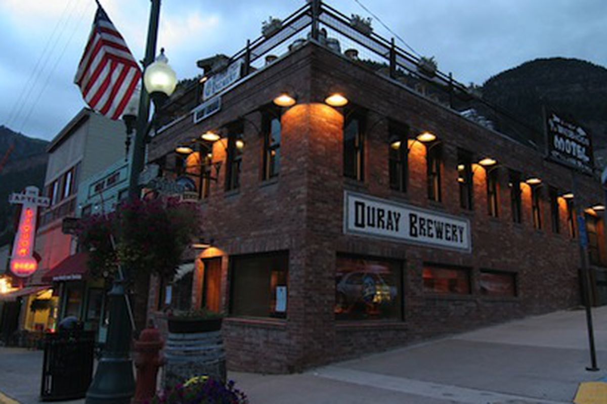 Ouray Brewery