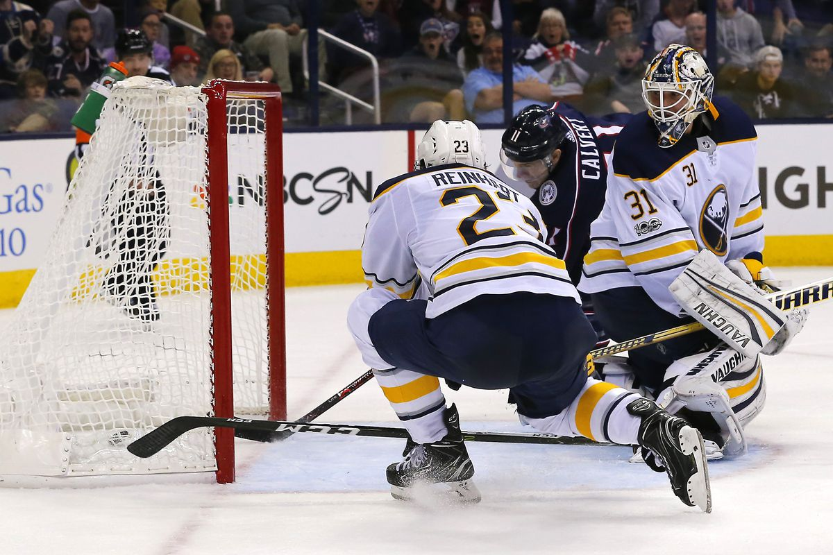 Sabres vs Blue Jackets Game Recap: Too Much Cannon - Die By The Blade