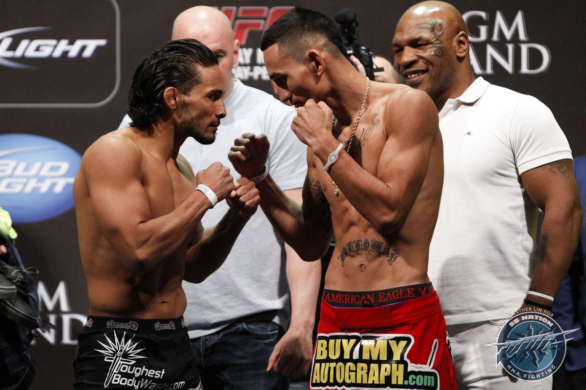 Ufc 160 Fight Card Primer Dennis Bermudez Vs Max Holloway Bloody