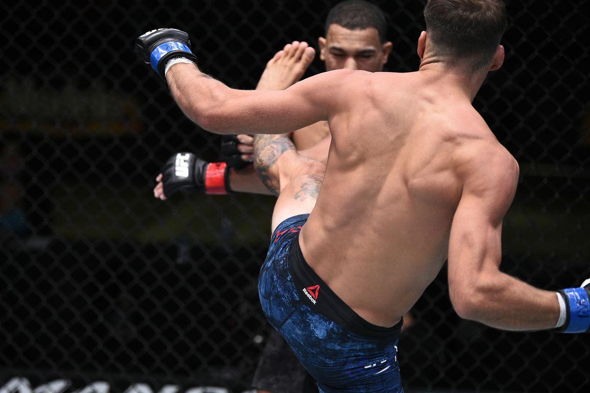 UFC Fight Night: Ewell v Rivera
