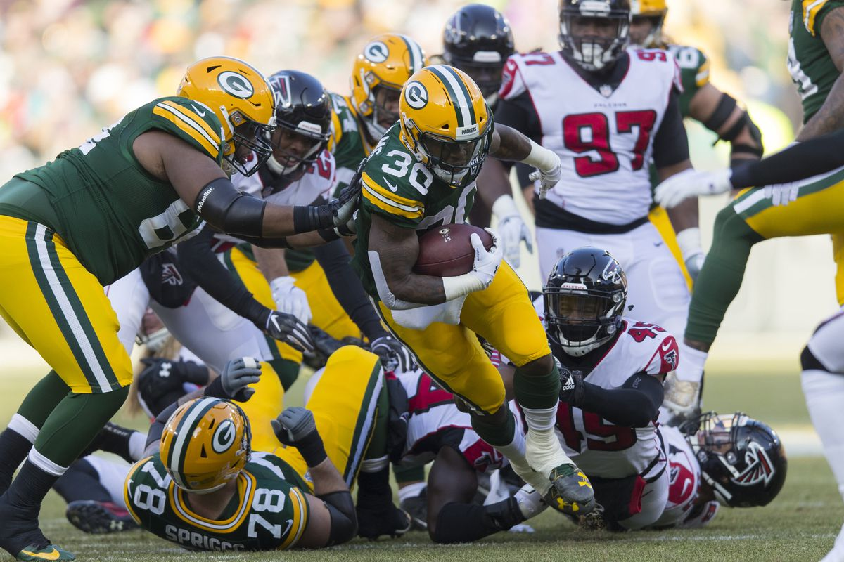 Packers vs. Falcons Second Half Game Thread