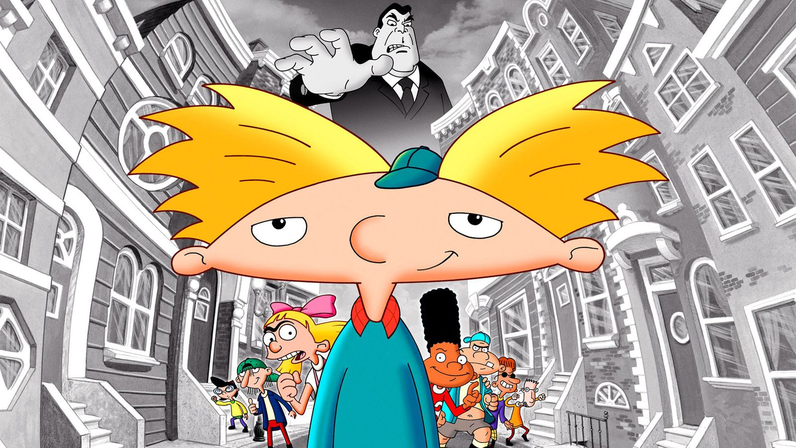 Hey Arnold Arnold S Room