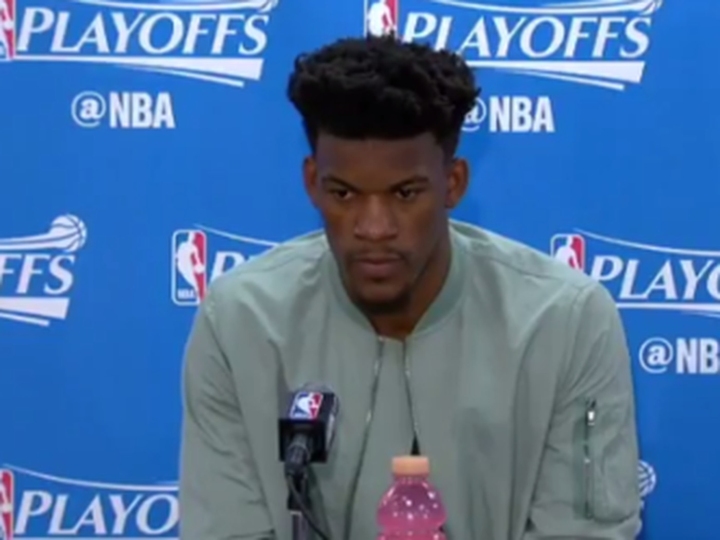 Jimmy Butler Questions Marcus Smart S Toughness Says He S Not About That Life Sbnation Com