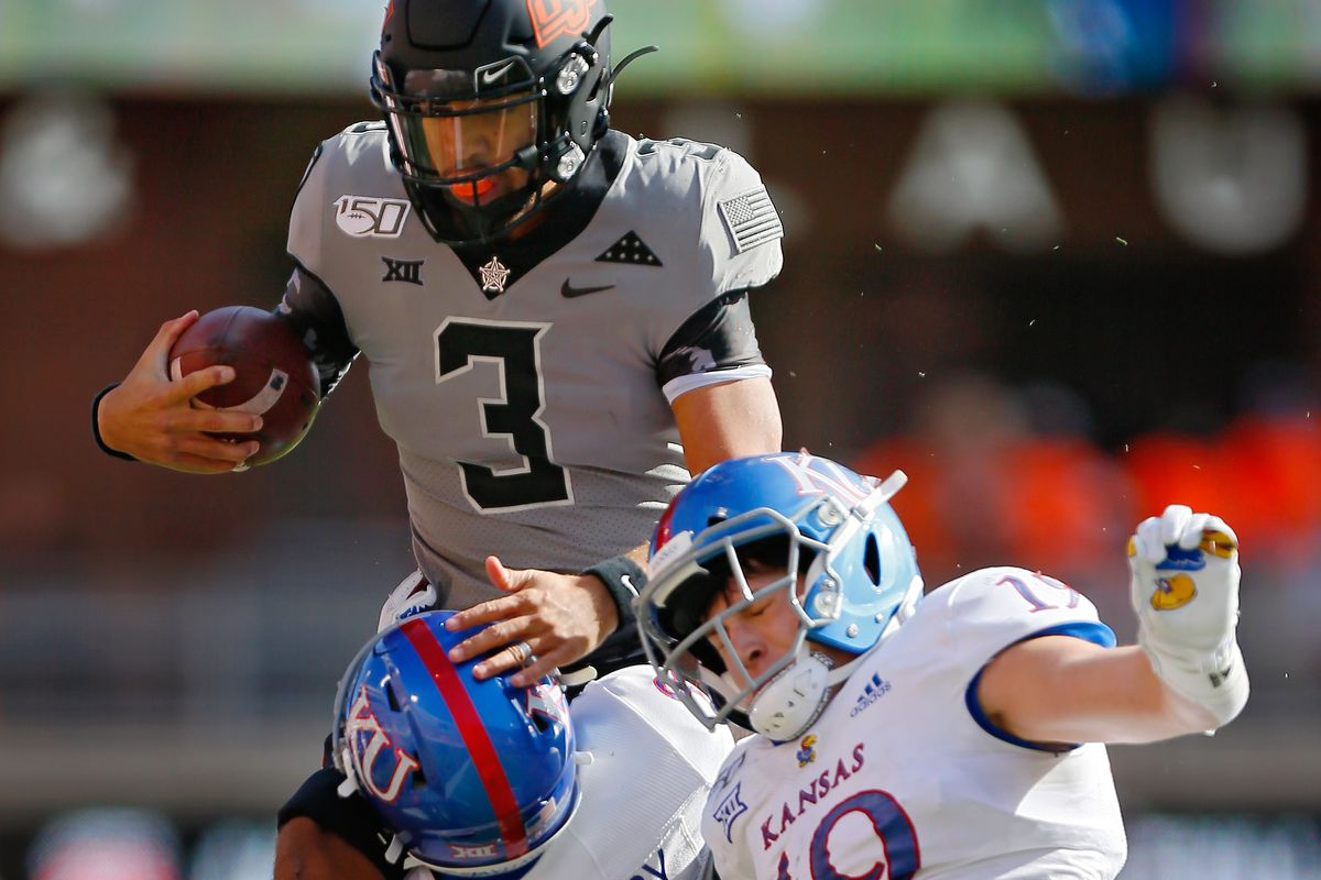 Same as it ever was: KU not competitive with OSU