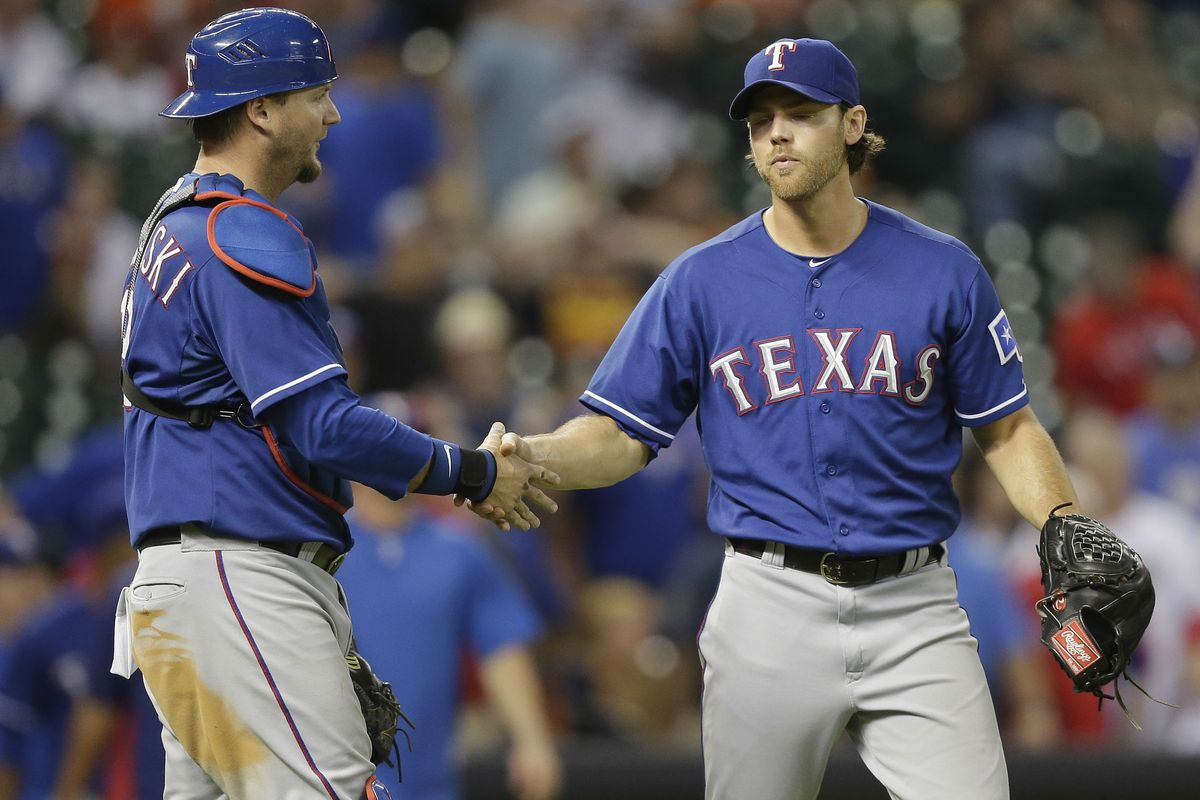 A.J. Pierzynski and Neal Cotts: Reunited against significant odds.