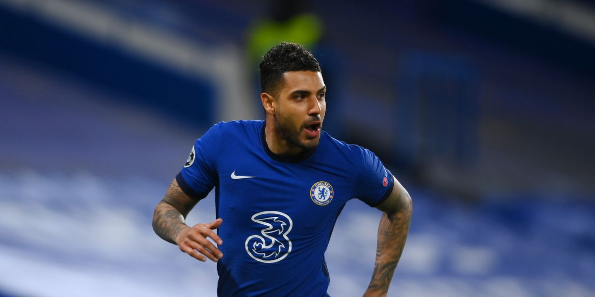 Chelsea left back Emerson now top of the list for Napoli — report
