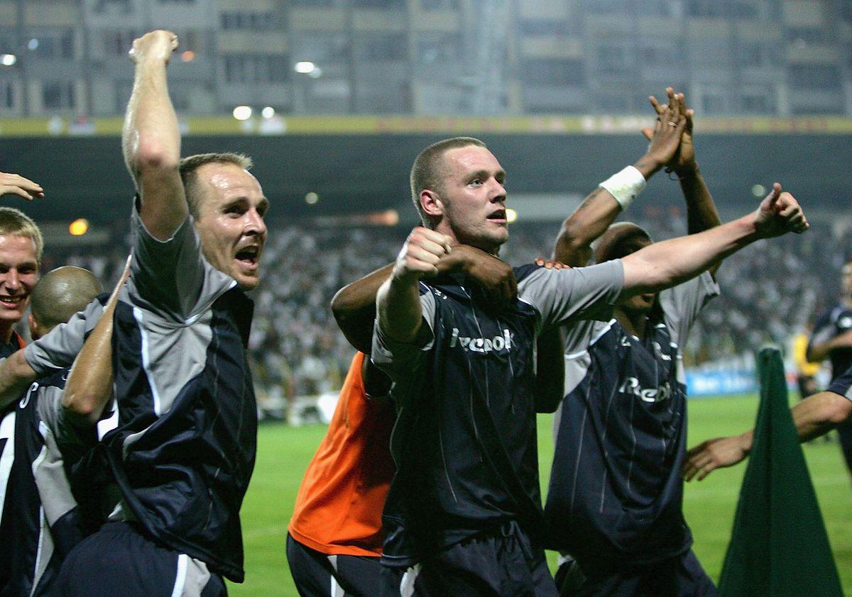 Lokomotiv Plovdiv v Bolton Wanderers