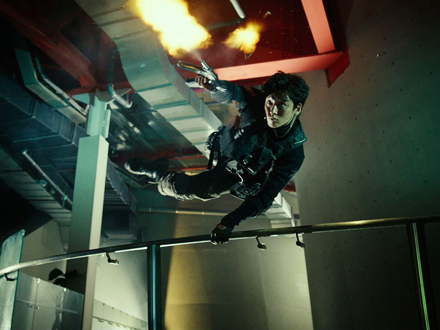 South Korean Action Film Fabricated City Is Perfect For Inception Fans The Verge