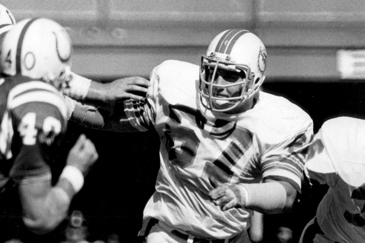 Baltimore Colts vs Miami Dolphins - October 27, 1974