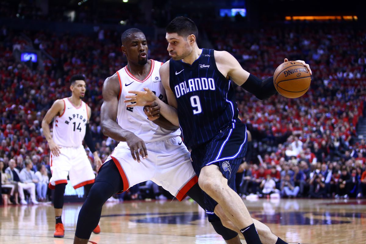 Magic Vs Raptors Game 5 Preview Fight And Win Or The Offseason Begins Orlando Pinstriped Post