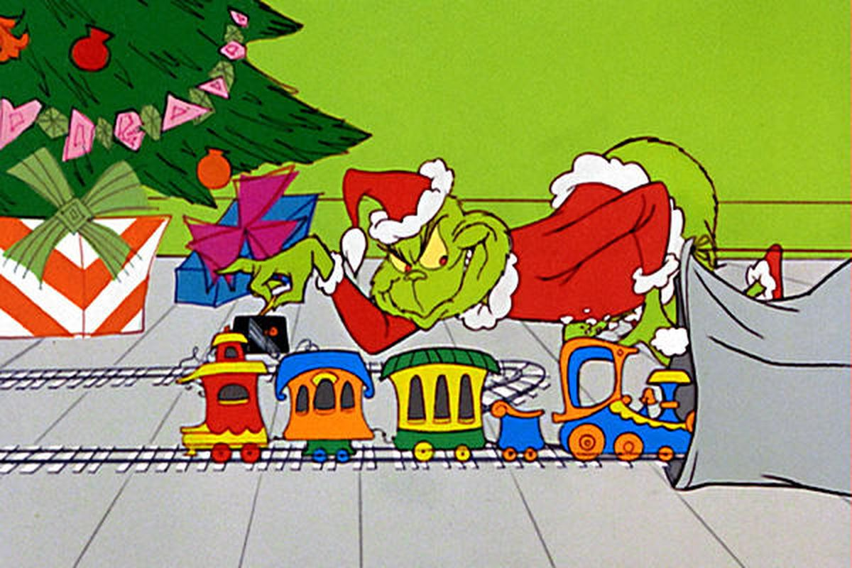 How The Grinch Stole Christmas Characters Animated.Benedict Cumberbatch Will Voice The Grinch In New Animated