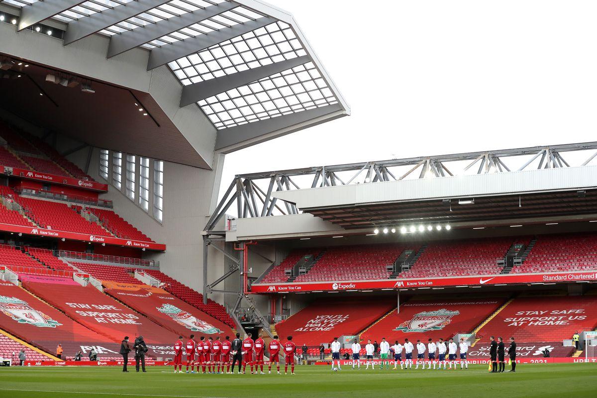 Liverpool v Aston Villa - Premier League - Anfield