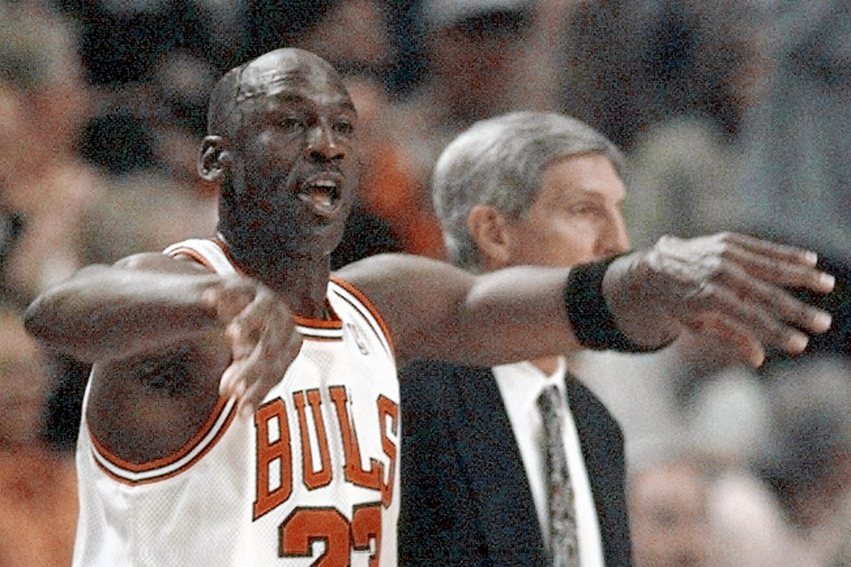 """""""Mentally it tugged at you that this had to come to an end, but it also centered our focus to making sure we ended it right,"""" Michael Jordan said of his final season with the Bulls."""