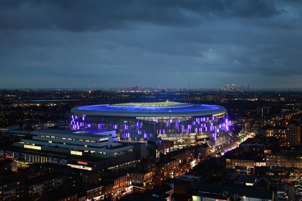 Welcome To Tottenham Hotspur Stadium Now What Cartilage Free Captain
