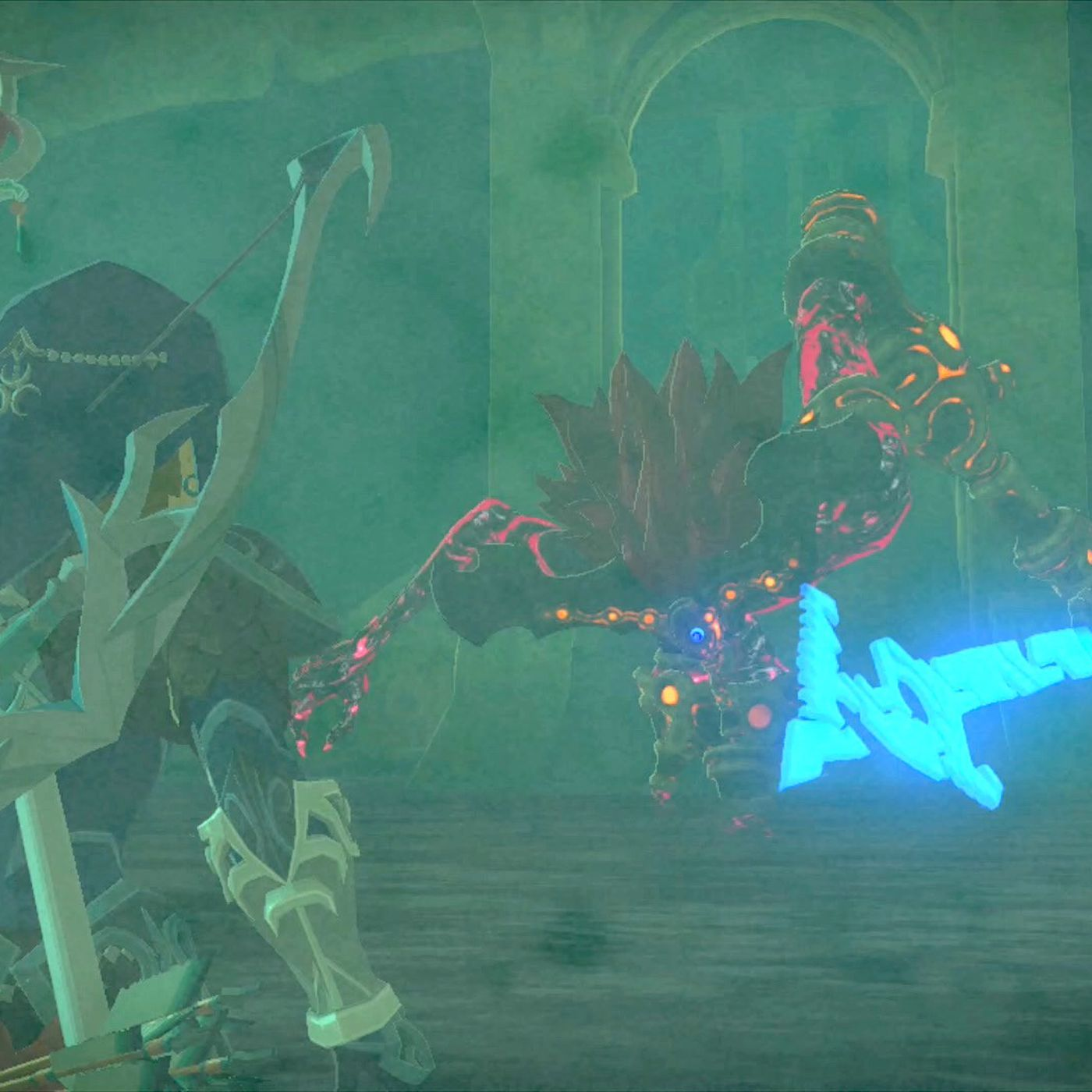 Zelda Breath Of The Wild Champions Ballad Guide Fighting