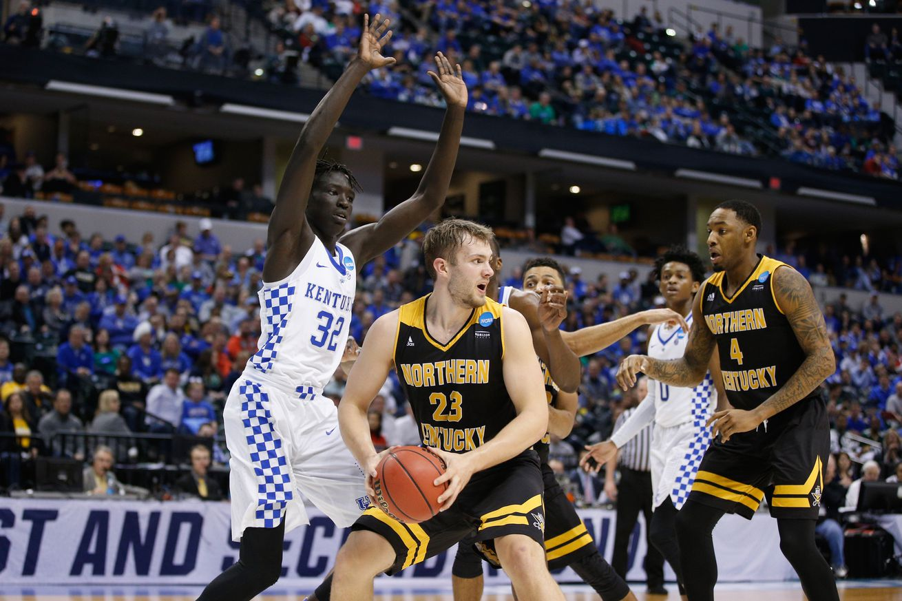 Northern Kentucky v Kentucky