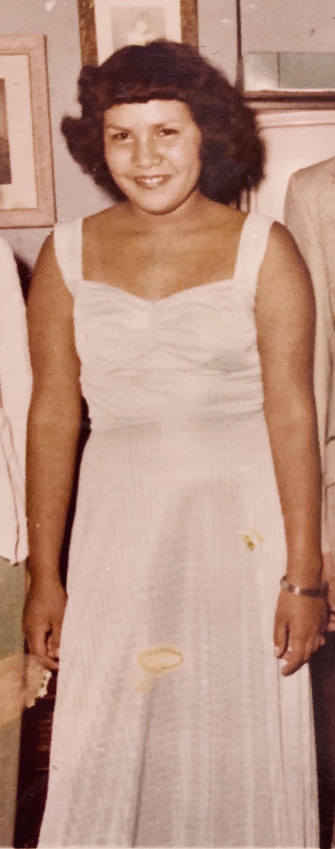 Norma Alicia Cruz.