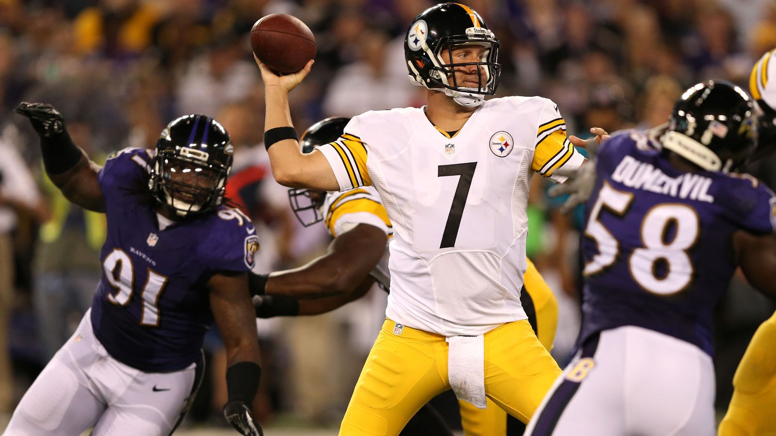 Which two Baltimore Ravens put together create the best player ...