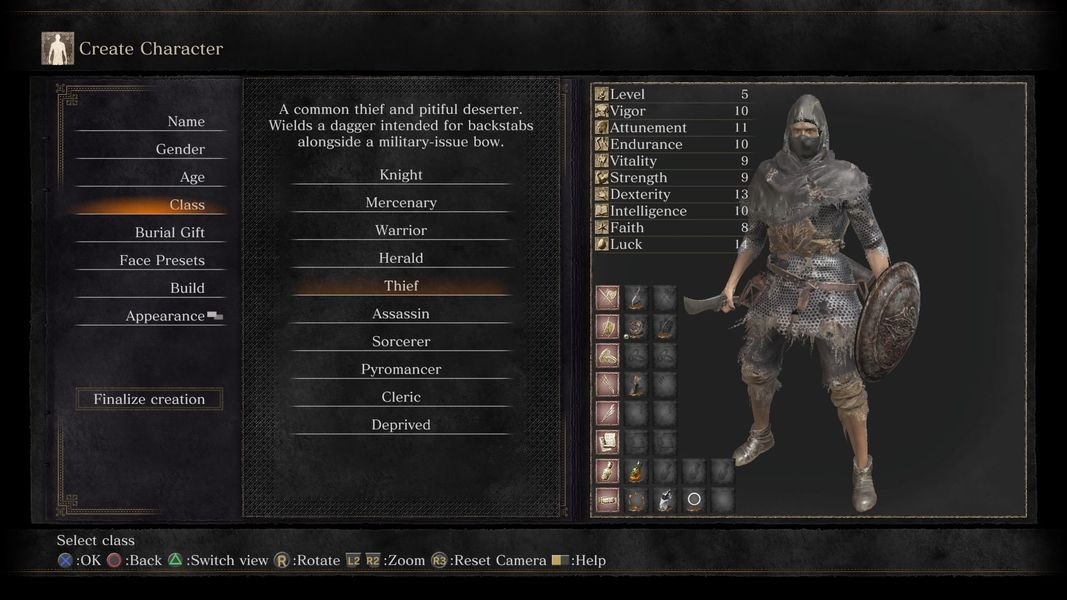 Dark Souls  Character Builds Warrior