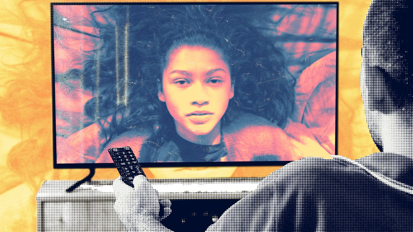 A Horrified Dad's Guide to Not Watching 'Euphoria'