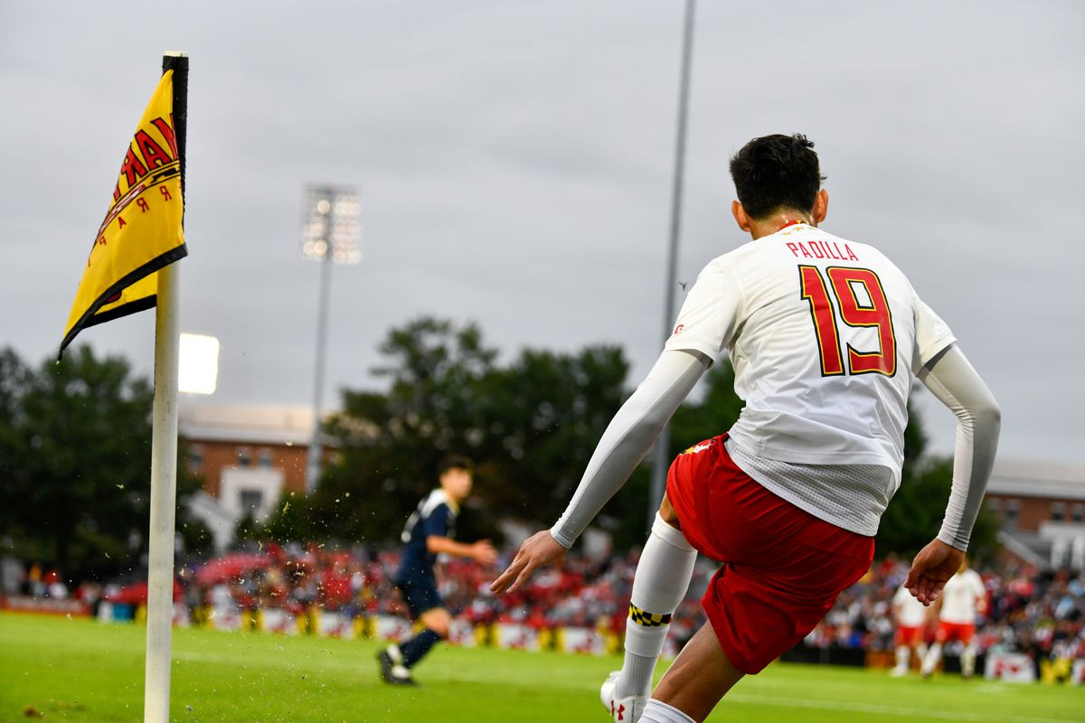 Maryland men's soccer falls at home to Northwestern 3-1