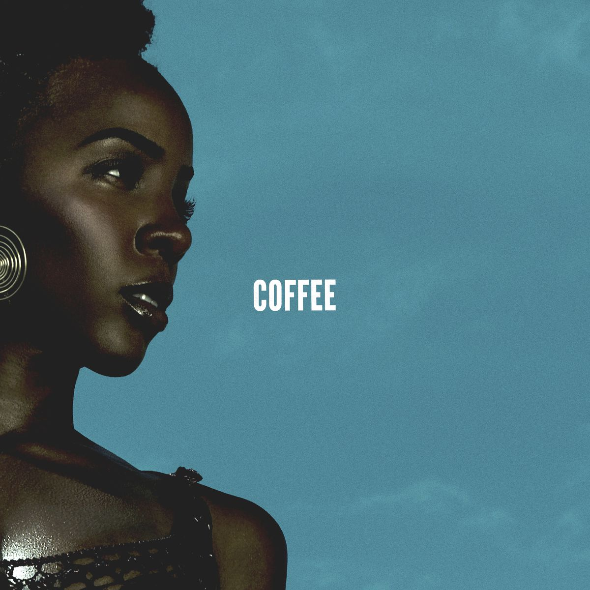 """This cover image released by KTR Records shows """"Coffee"""" a single by Kelly Rowland."""